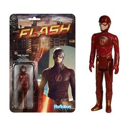 Flash TV Serie ReAction Actionfigur Flash (10 cm)