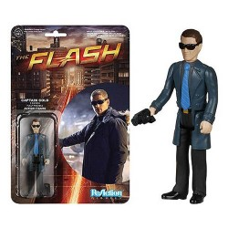 Flash TV Serie ReAction Actionfigur Captain Cold (10 cm)