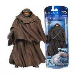 Halo Actionfigur Master Chief with Cloak (15cm)