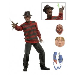 Nightmare On Elm Street Actionfigur 30th Anniversary Ultimate Freddy Krueger (18 cm)