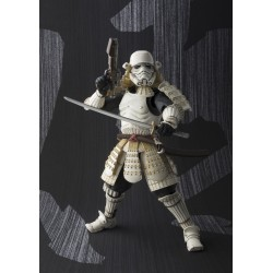 Star Wars Meisho Movie Realization Actionfigur Foot Soldier Stormtrooper (17 cm)