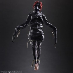 Play Arts Kai Metal Gear Solid V The Phantom Pain Actionfigur Tretij Rebenok (22 cm)