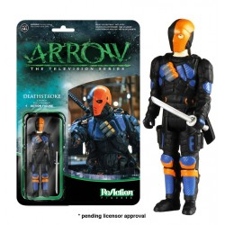 Arrow ReAction Actionfigur Deathstroke (10 cm)