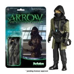 Arrow ReAction Actionfigur Dark Archer (10 cm)