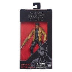 "Star Wars Black Series Episode VII Finn (Jakku) 6"" (15 cm)"