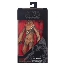 "Star Wars Black Series Episode VII Chewbacca 6"" (15 cm)"