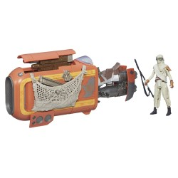 Star Wars Rebels Class II Fahrzeuge 2014 Wave 2 The Inquisitor´s TIE Advanced Prototype