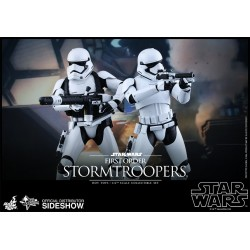 Star Wars Hot Toys 1/6 Movie Masterpiece Actionfiguren Doppelpack First Order Stormtroopers (30 cm)