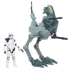Star Wars Episode 7 Class I Fahrzeug 2015 Assault Walker + Stormtrooper Sergeant (Episode VII)