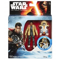 Star Wars Armor Up Actionfigur Finn (Starkiller Base) (Episode VII) (10 cm)