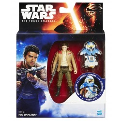 Star Wars Armor Up Actionfigur Poe Dameron (Episode VII) (10 cm)