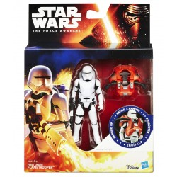 Star Wars Armor Up Actionfigur First Order Flametrooper (Episode VII) (10 cm)