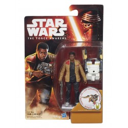 Star Wars Snow/Desert Wave 1 Actionfigur Finn (Jakku) (Episode VII) (10 cm)