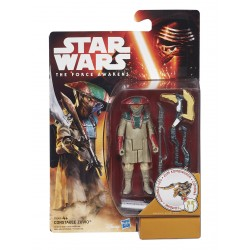 Star Wars Snow/Desert Wave 1 Actionfigur Constable Zuvio (Episode VII) (10 cm)