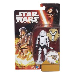 Star Wars Snow/Desert Wave 1 Actionfigur First Order Flametrooper (Episode VII) (10 cm)