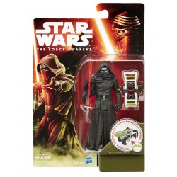 Star Wars Jungle/Space Wave 1 Actionfigur Kylo Ren (Episode VII) (10 cm)