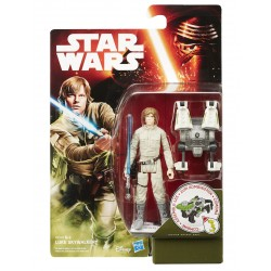 Star Wars Jungle/Space Wave 1 Actionfigur Luke Skywalker Bespin (Episode V) (10 cm)