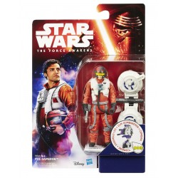 Star Wars Jungle/Space Wave 1 Actionfigur Poe Dameron (Episode VII) (10 cm)