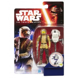 Star Wars Jungle/Space Wave 1 Actionfigur Resistance Trooper (Episode VII) (10 cm)