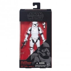 "Star Wars Black Series Episode VII First Order Stormtrooper 6"" (15 cm)"