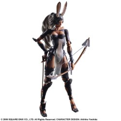 Play Arts Kai Final Fantasy VII Actionfigur Fran (31 cm)