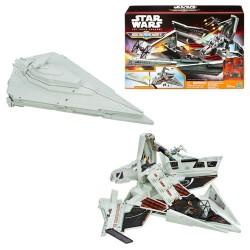 Star Wars Episode VII Micro Machines First Order Star Destroyer Playset