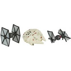 Star Wars VII Micro Machines 3-Pack Wave 1 2015 'First Order TIE Fighter Attack'