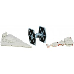 Star Wars IV Micro Machines 3-Pack Wave 1 2015 'Imperial Pursuit'