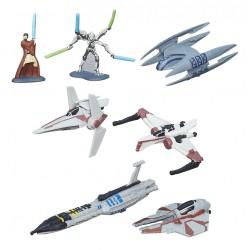 Star Wars III Micro Machines Multipack Wave 1 2015 'Droid Army Ambush'