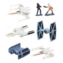 Star Wars IV Micro Machines Multipack Wave 1 2015 'Trench Run'