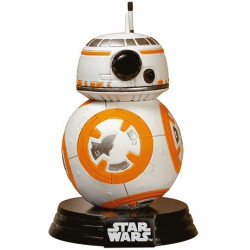 Star Wars Episode VII Funko POP! Vinyl Wackelkopf-Figur BB-8 Droid (10 cm)