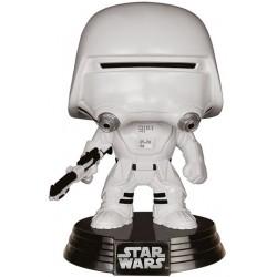 Star Wars Episode VII Funko POP! Vinyl Wackelkopf-Figur First Order Snowtrooper (10 cm)