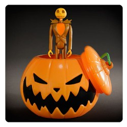 Nightmare before Christmas ReAction Actionfigur Jack in Pumpkin Ornament (SDCC 2015 Exclusive) (10 cm)
