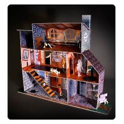 Haunted House ReAction Actionfiguren Playset (50 x 64 cm)