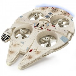 Air Hogs Star Wars Ultimate Millenium Falcon Quad Fahrzeug