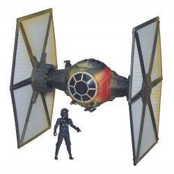 Star Wars Episode 7  Fahrzeug 2015 First Order Special Forces TIE Fighter & TIE Pilot (Exclusive Version)