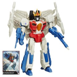 Transformers Generations Combiner Wars Leader Class Starscream  (24 cm)
