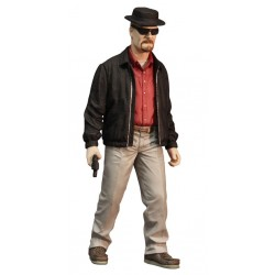 Breaking Bad Actionfigur Heisenberg (Previews Exclusive) (30 cm)