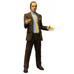 Breaking Bad Actionfigur Saul Goodman Brown Suit (Previews Exclusive) (15 cm)