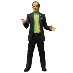 Breaking Bad Actionfigur Saul Goodman Green Shirt (Previews Exclusive) (15 cm)
