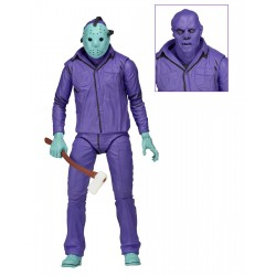 Freitag der 13. Actionfigur Jason Classic Video Game Appearance (Theme Music Edition) (18 cm)