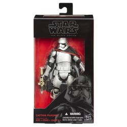 "Star Wars Black Series Episode VII Wave 2 Captain Phasma 6"" (15 cm)"