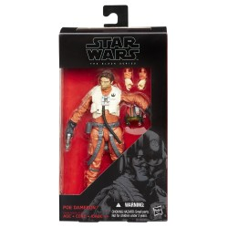"Star Wars Black Series Episode VII Wave 2 Poe Dameron 6"" (15 cm)"
