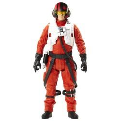 "Star Wars Episode 7 Big Size Actionfigur Poe Dameron 18""  (46 cm)"