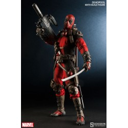 Marvel Comics Sideshow Collectibles Actionfigur 1/6 Deadpool (30 cm)