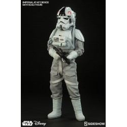 Star Wars Sideshow Collectibles 1/6 Actionfigur AT-AT Driver (30 cm)