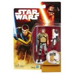 Star Wars Snow/Desert Wave 2 Actionfigur Kanan Jarrus (Rebels) (10 cm)