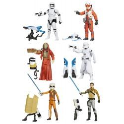 Star Wars Snow/Desert Actionfiguren komplette Wave 2 mit 6 Figuren (10 cm)