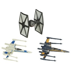 Star Wars Micro Machines 3-Pack Wave 2 2015 'X-Wing Dogfight'