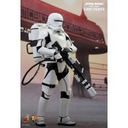 Star Wars Episode VII Hot Toys 1/6 Movie Masterpiece Actionfigur First Order Flametrooper (30 cm)